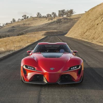 A Toyota FT-1