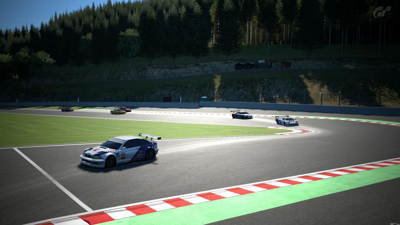 Blancpain Endurance Series Of Spa 2013