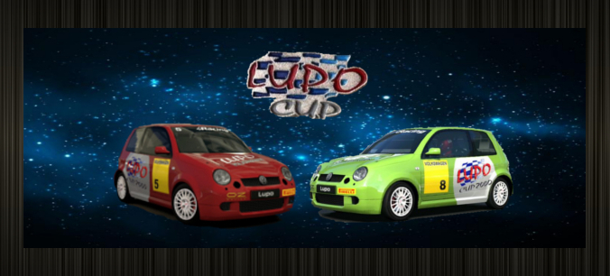 Fond Logo Lupo Cup