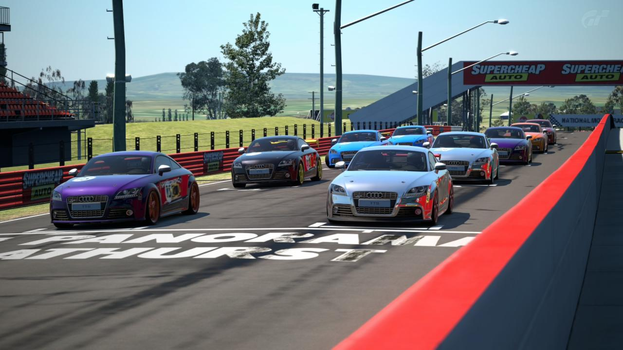 Mount Panorama Motor Racing Circuit_1