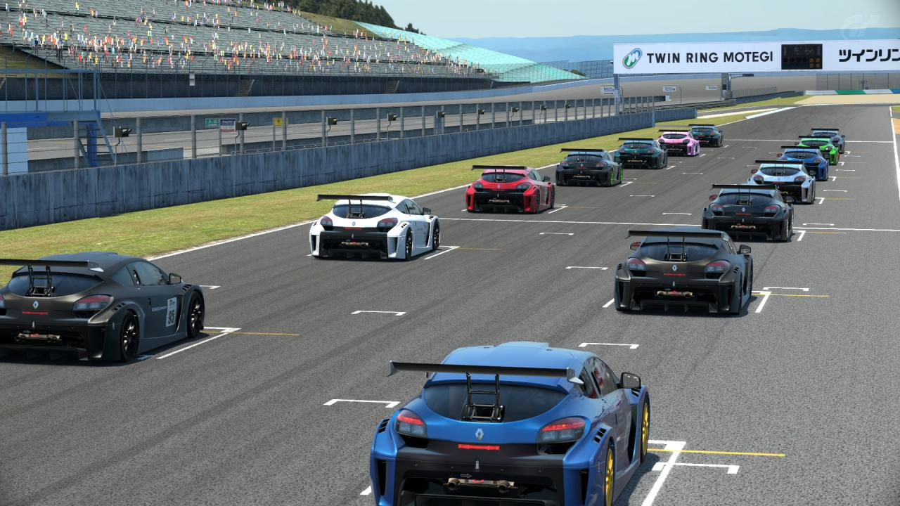 Twin Ring Motegi - Circuit routier_1