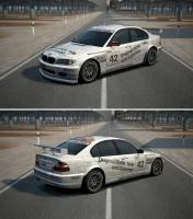 Bmw 320i touring car 03