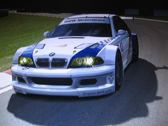 Bmw m3 gtr race car 01