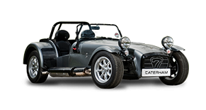 Caterham roadsport 125 f3q 0