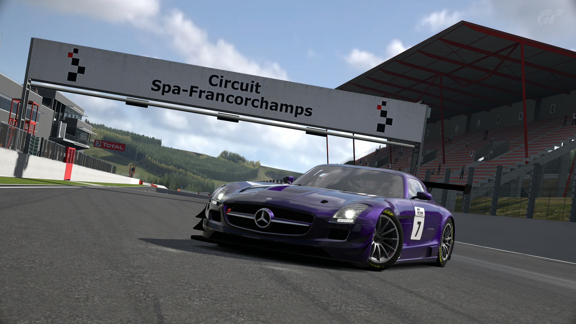 Circuit de spa francorchamps 31