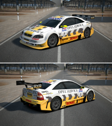 Opel astra v8 coupe opel team phoenix 1