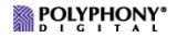 Polyphony digital logo