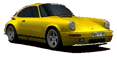 Ruf ctr yellow bird 89