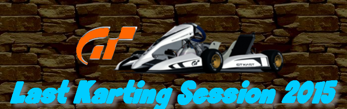 Titre karting session