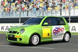 Vw lupo cup car 00